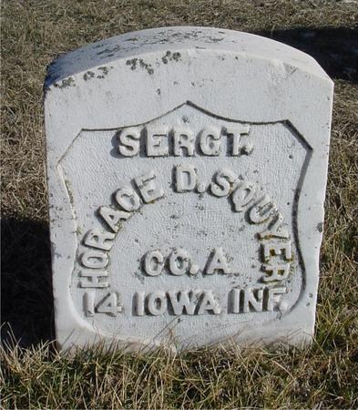 SQUYER, HORACE D. - Ida County, Iowa | HORACE D. SQUYER