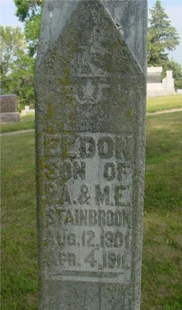 STAINBROOK, ELDON - Ida County, Iowa | ELDON STAINBROOK