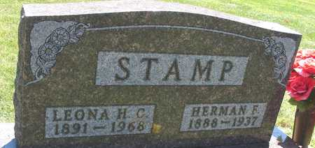 STAMP, HERMAN & LEONA - Ida County, Iowa | HERMAN & LEONA STAMP