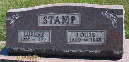 STAMP, LOUIS & LURENE - Ida County, Iowa | LOUIS & LURENE STAMP