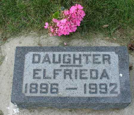 STANGE, ELFRIEDA - Ida County, Iowa | ELFRIEDA STANGE
