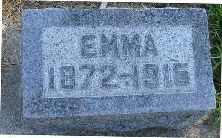 STANGE, EMMA - Ida County, Iowa | EMMA STANGE