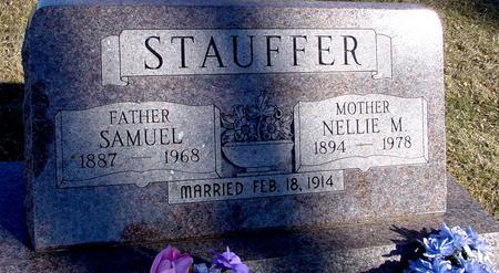 STAUFFER, SAMUEL & NELLIE - Ida County, Iowa | SAMUEL & NELLIE STAUFFER