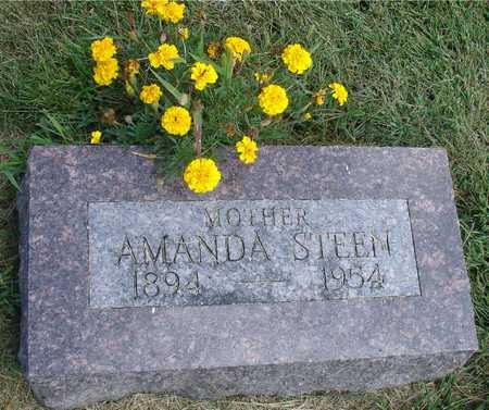 STEEN, AMANDA - Ida County, Iowa | AMANDA STEEN