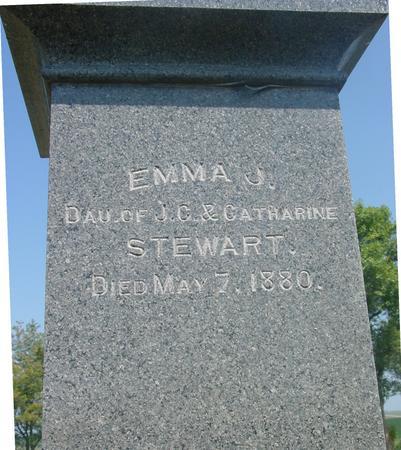 STEWART, EMMA J. - Ida County, Iowa | EMMA J. STEWART