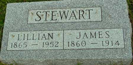 STEWART, JAMES & LILLIAN - Ida County, Iowa | JAMES & LILLIAN STEWART
