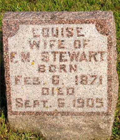 STEWART, LOUISE - Ida County, Iowa | LOUISE STEWART