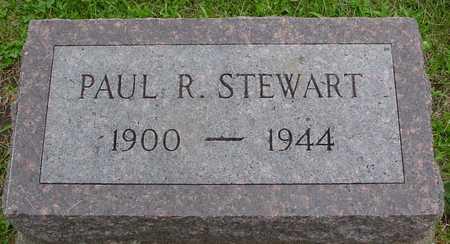 STEWART, PAUL R. - Ida County, Iowa | PAUL R. STEWART