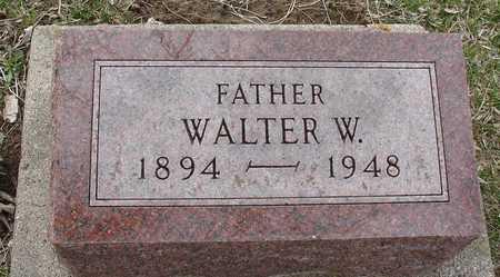 STEWART, WALTER W. - Ida County, Iowa | WALTER W. STEWART