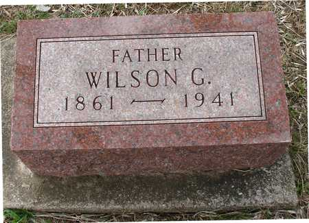 STEWART, WILSON G. - Ida County, Iowa | WILSON G. STEWART