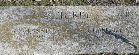 STICKEL, ADA LYNN - Ida County, Iowa | ADA LYNN STICKEL