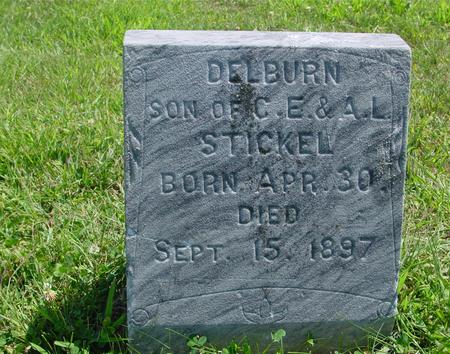 STICKEL, DELBURN - Ida County, Iowa | DELBURN STICKEL