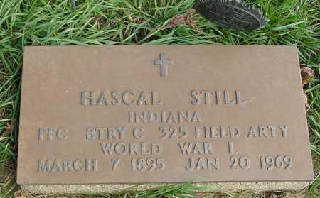 STILL, HASCAL - Ida County, Iowa | HASCAL STILL