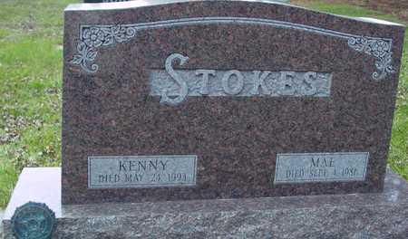 STOKES, KENNY & MAE - Ida County, Iowa | KENNY & MAE STOKES