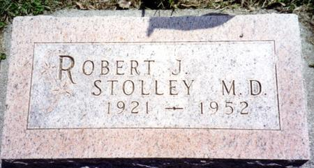 STOLLEY, ROBERT J. - Ida County, Iowa   ROBERT J. STOLLEY
