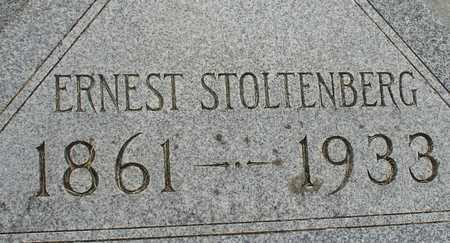 STOLTENBERG, ERNEST - Ida County, Iowa | ERNEST STOLTENBERG