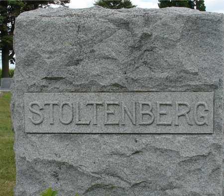 STOLTENBERG, FAMILY MARKER - Ida County, Iowa | FAMILY MARKER STOLTENBERG