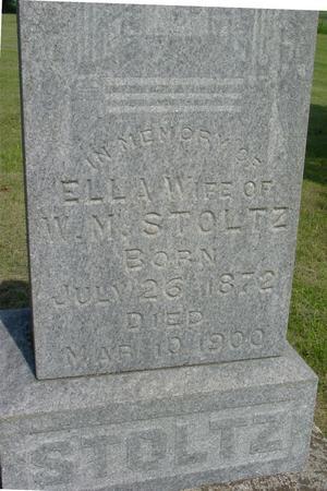 STOLTZ, ELLA - Ida County, Iowa | ELLA STOLTZ