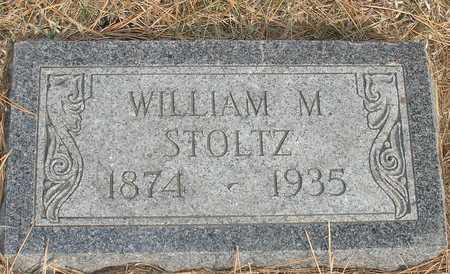 STOLTZ, WILLIAM M. - Ida County, Iowa   WILLIAM M. STOLTZ