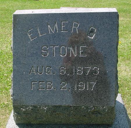 STONE, ELMER G. - Ida County, Iowa | ELMER G. STONE