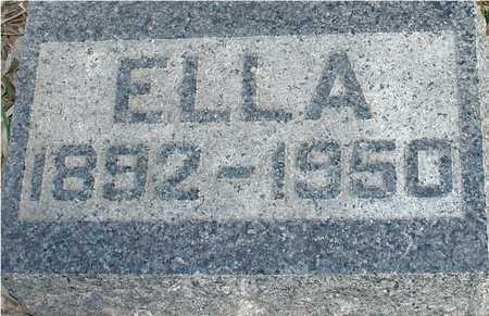 STONEKING, ELLA - Ida County, Iowa | ELLA STONEKING