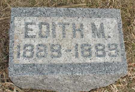 STONEKING, EDITH M. - Ida County, Iowa | EDITH M. STONEKING