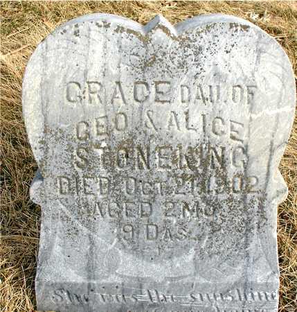 STONEKING, GRACE - Ida County, Iowa | GRACE STONEKING