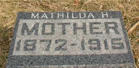 STONEKING, MATHLDA H. - Ida County, Iowa | MATHLDA H. STONEKING