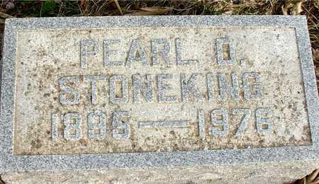 STONEKING, PEARL D. - Ida County, Iowa   PEARL D. STONEKING
