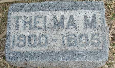 STONEKING, THELMA M. - Ida County, Iowa | THELMA M. STONEKING