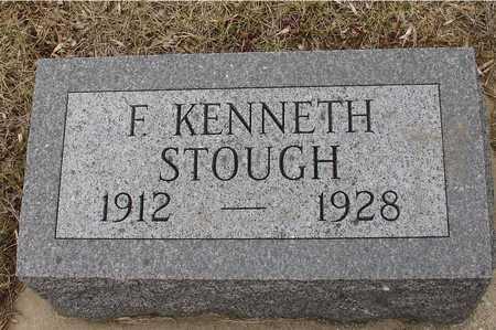 STOUGH, F. KENNETH - Ida County, Iowa | F. KENNETH STOUGH