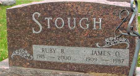 STOUGH, JAMES & RUBY - Ida County, Iowa | JAMES & RUBY STOUGH