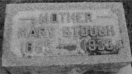 STOUGH, MARY - Ida County, Iowa | MARY STOUGH