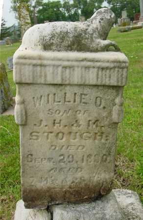STOUGH, WILLIE O. - Ida County, Iowa   WILLIE O. STOUGH