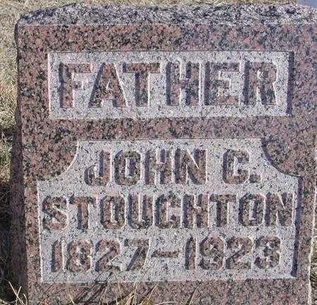 STOUGHTON, JOHN C. - Ida County, Iowa | JOHN C. STOUGHTON