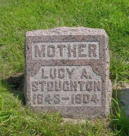 STOUGHTON, LUCY A. - Ida County, Iowa | LUCY A. STOUGHTON