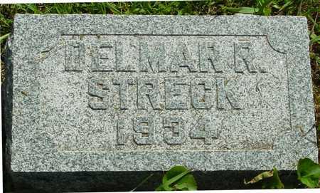 STRECK, DELMAR R. - Ida County, Iowa   DELMAR R. STRECK