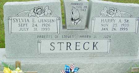 STRECK, HARRY & SYLVIA - Ida County, Iowa | HARRY & SYLVIA STRECK