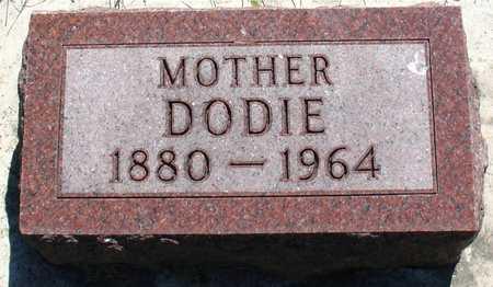 STREETER, DODIE - Ida County, Iowa | DODIE STREETER