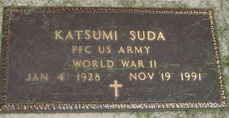 SUDA, KATSUMI - Ida County, Iowa | KATSUMI SUDA