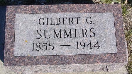 SUMMERS, GILBERT G. - Ida County, Iowa | GILBERT G. SUMMERS