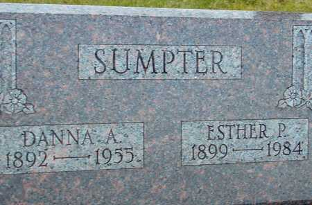 SUMPTER, DANNA & ESTHER - Ida County, Iowa | DANNA & ESTHER SUMPTER