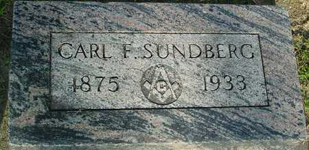 SUNDBERG, CARL F. - Ida County, Iowa | CARL F. SUNDBERG