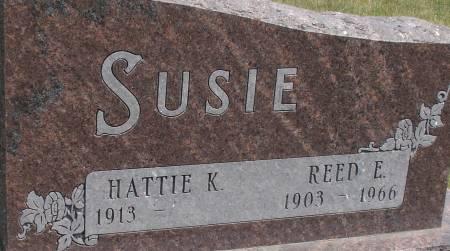 SUSIE, REED E. - Ida County, Iowa | REED E. SUSIE