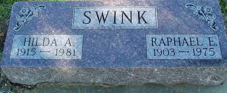 SWINK, RAPHAEL & HILDA - Ida County, Iowa | RAPHAEL & HILDA SWINK