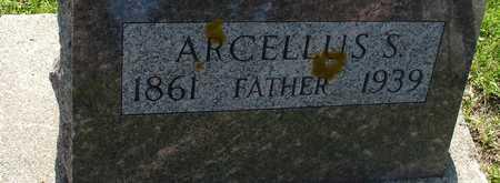 SYKES, ARCELLUS - Ida County, Iowa   ARCELLUS SYKES