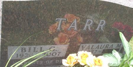 TARR, BILL G. - Ida County, Iowa | BILL G. TARR
