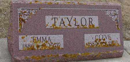 TAYLOR, EMMA - Ida County, Iowa | EMMA TAYLOR