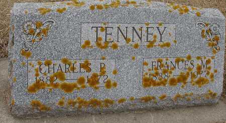 TENNEY, CHARLES & FRANCES - Ida County, Iowa | CHARLES & FRANCES TENNEY