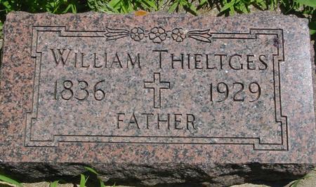 THIELTGES, WILLIAM - Ida County, Iowa | WILLIAM THIELTGES